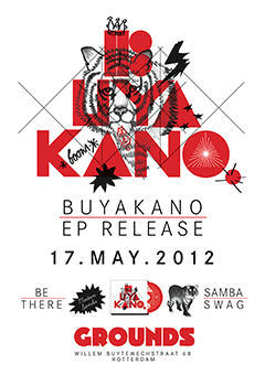 IMAGE buyakano modern samba rap percussion live @ grounds concert release ep boom